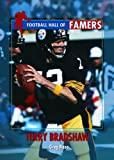 img - for Terry Bradshaw (Football Hall of Famers) book / textbook / text book