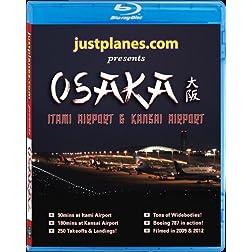 WORLD AIRPORTS : Osaka [Blu-ray]
