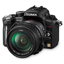 Panasonic Lumix DMC-GH2HEG-K, 16 MP