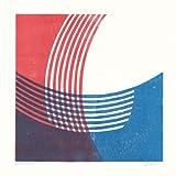 L by James Brown (Alphabet Lino Print)