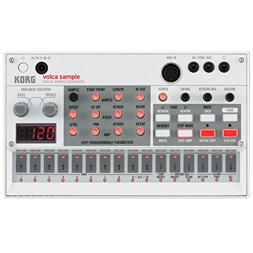 KORG Korg digital / sample / sequencer volca sample volca / sample