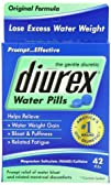 Diurex Water Pills 42-Count Pack of 3