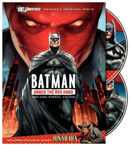 Batman: Under the Red Hood Special Edition DVD Review