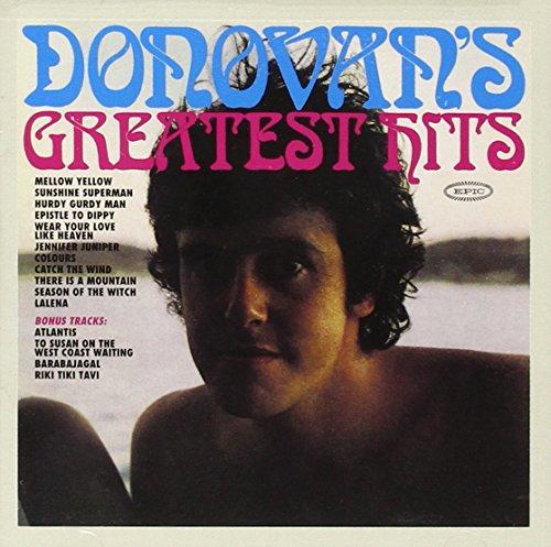 Donovan - Donovans Greatest Hits - Lyrics2You