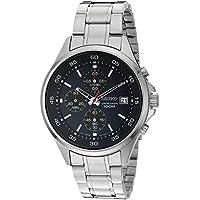 Seiko Men's Quartz Stainless Steel Watch