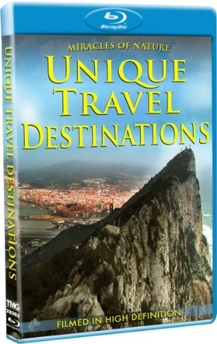 Miracles of Nature-Unique Travel Destinations - Filmed in HD [Blu-ray]