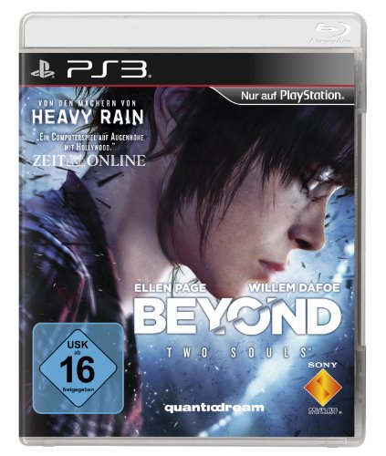 Sony BEYOND: Two Souls, PS3