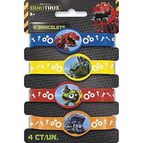 Dinotrux-Stretchy-Bracelets-4-per-Pack