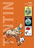 Georges Remi Hergé The Adventures of Tintin: Volume 7 (Compact Editions):