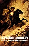 img - for Life and Adventures of Joaquin Murieta: Celebrated California Bandit (Western Frontier Library) book / textbook / text book