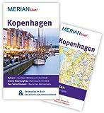 Kopenhagen: MERIAN live! - Mit Kartenatlas im Buch und Extra-Karte zum Herausnehmen