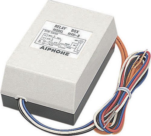 Aiphone Maw-B External-Light Activation Relay For Video Intercom System front-973254