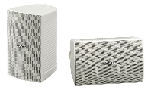 Buy Bargain Yamaha NS-AW294WH Indoor/Outdoor 2-Way Speakers (White,2)