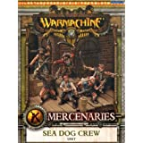 Privateer Press - Warmachine - Mercenary: Privateer Sea Dog Crew Box Model Kit