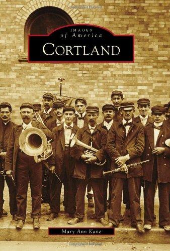 Cortland (Images of America) (Images of America (Arcadia Publishing))