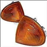 Honda Del Sol 93-97 Turn Signal Corner Light - Amber