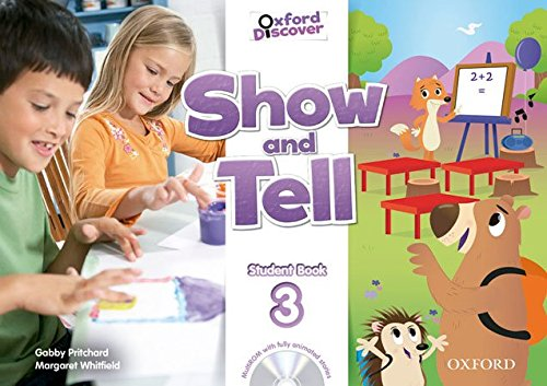 Oxford Show and Tell 3: Class Book Multi-ROM Pack