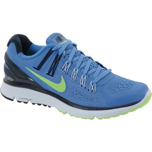 9d8ac8b8bb662 Nike Womens Lunareclipse 3 Running Shoes Blue 9 M US - fdgheryyfr