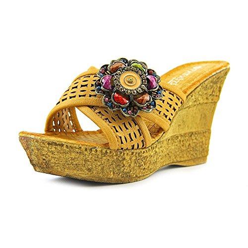 Patrizia By Spring Step Bell Femmes Synthétique Sandales Compensés