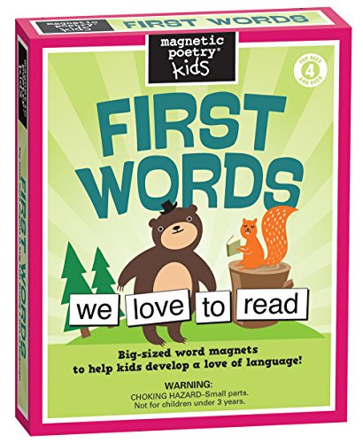 Magnetic - First Words Kit