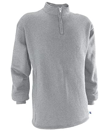 Russell Athletic Men's Dri-Power Fleece 1/4 Zip Cadet