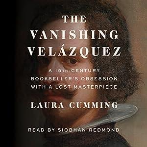 The Vanishing Velázquez Audiobook