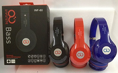 Infinite INF 60 Bluetooth Headset