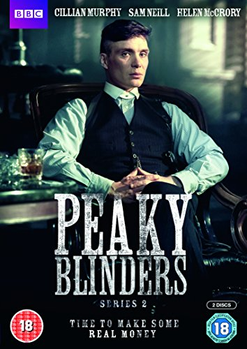 Peaky Blinders - Series 2 [DVD]