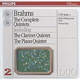 Brahms: The Complete Quintets (2 CDs)