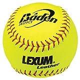 12 Lexum® Series Fastpitch Softballs from Baden - 1 Dozen by Baden