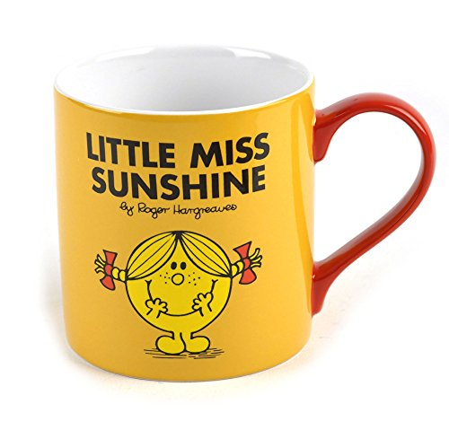 Little Miss Sunshine - Full Colour Mr Men And Little Miss Mug Collection