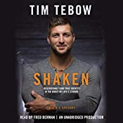 Shaken: Discovering Your True Identity in the Midst of Life's Storms | Tim Tebow