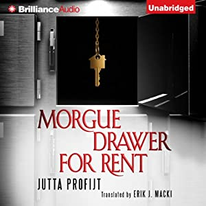 Morgue Drawer for Rent: Morgue Drawer, Book 3 | [Jutta Profijt]