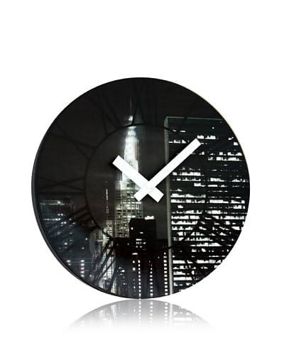 Nextime Yvette Clock, Black