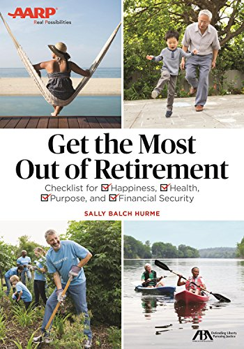 Get The Most Out Of Retirement Checklist