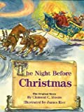 img - for [(The Night Before Christmas: The Original Story )] [Author: Clement C. Moore] [Dec-1989] book / textbook / text book