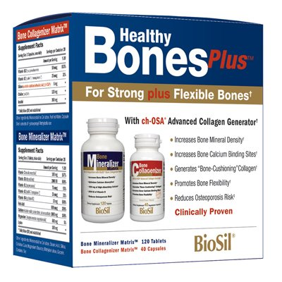 Biosil Healthy Bones Plus Biosil 1 Kit