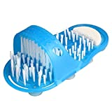 DivineXt New Reliable Easyfeet Massage Slippers Easy Feet Foot Scrubber Brush Massager Cleaning Slippers Bathroom Foot Care Slippers