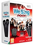 We Sing: Rock with Twin Mic Bundle (Wii)
