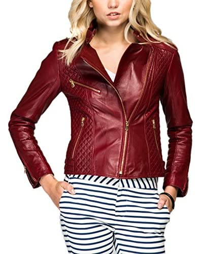 DEDA LEATHER Lederjacke