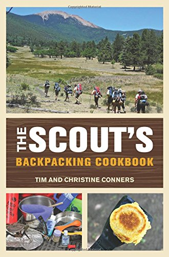 Scout'S Backpacking Cookbook front-832606