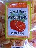 Trader Joes Soft and Juicy Mandarins (Pack of 5)
