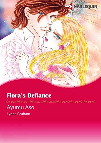 Lynne Graham - Flora's Defiance (Harlequin comics)