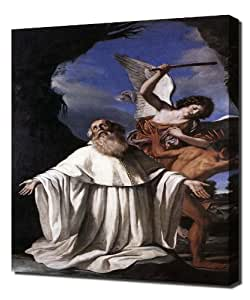Guercino st romuald reproduction d 39 art sur toile for Liquida meuble st romuald