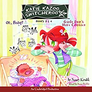 Katie Kazoo, Switcheroo Audiobook