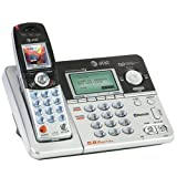 AT&T EP5632 5.8 GHz Digital BlueTooth Enabled Cordless Phone with Answering ....
