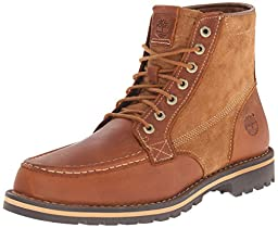 Timberland Men\'s Grantly 6 Inch Boot, Brown Fog/Suede, 12 M US