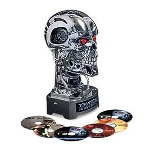 Terminator 2 (Six-Disc Limited Edition + Endoskull Bust) [Blu-ray]