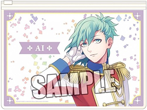 [Uta no Prince sama Full color clear pouch marching band Ver. Ai Mikaze From Japan New] (Political Couple Costumes)