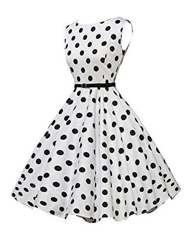 dragonpad-womens-1950s-vintage-polka-dot-sleeveless-swing-dresses-with-belt-white-s